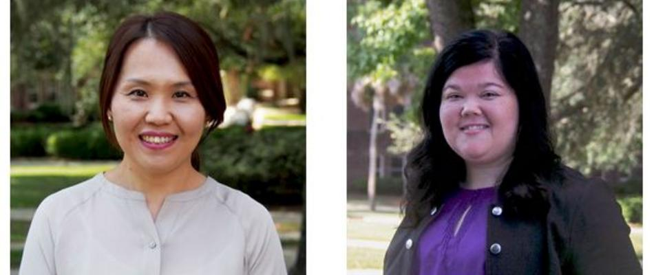 <p class='flashheadline'>Two CHS Professors Receive the First Year Assistant Professor Award</p><p class='flashsubtitle'>Drs. Yunjoo Lee, Retail, Merchandising and Product Development, and Bethany Blair, Family and Child Sciences, were awarded the First Year Assistant Professor Award from Florida State University Council on Research and Creativity.</p><p><a href='/About/CHS-News/Banner-Stories/Two-CHS-Professors-Receive-the-First-Year-Assistant-Professor-Award' class='super_more_link'><img src='/design/topnav/images/more.gif'/></a></p>